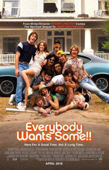 Everybody Wants Some Font