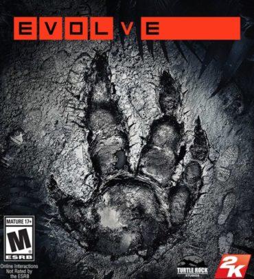 Evolve (video game) Font