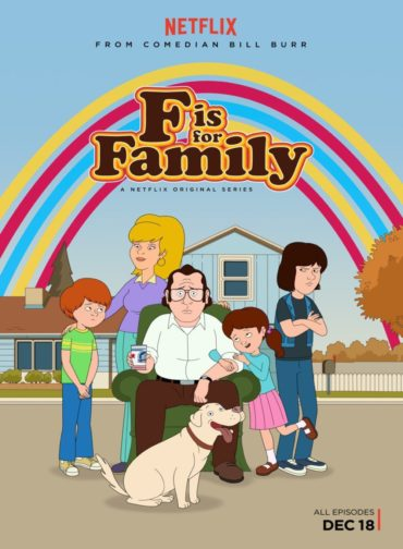 F Is for Family Font