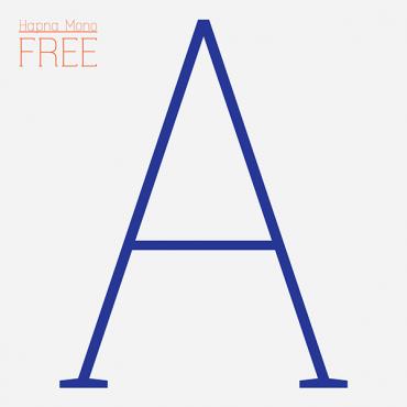 Hapna Mono – Free Monospaced Serif Font