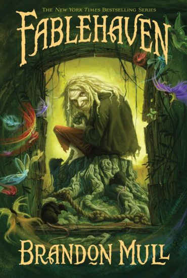 Fablehaven (novel) Font