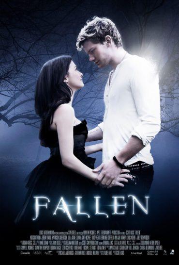 Fallen (film) Font