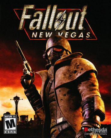 Fallout New Vegas Font