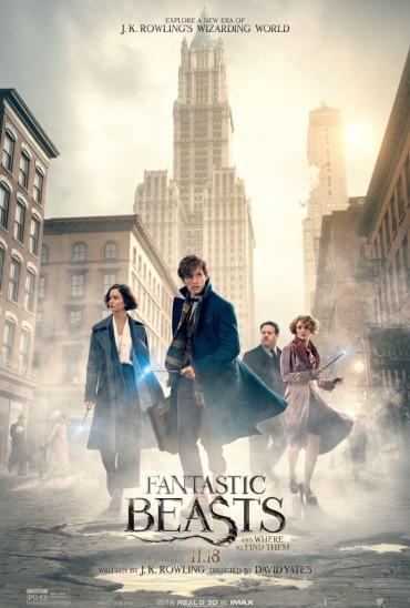 Fantastic Beasts Font