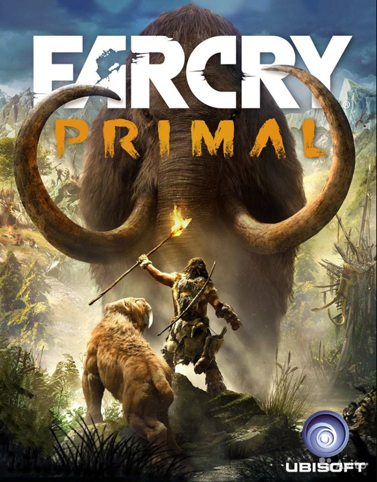 farcry primal game font
