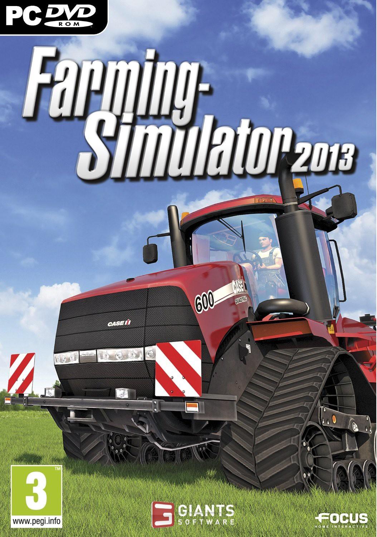 farming simulator game logo