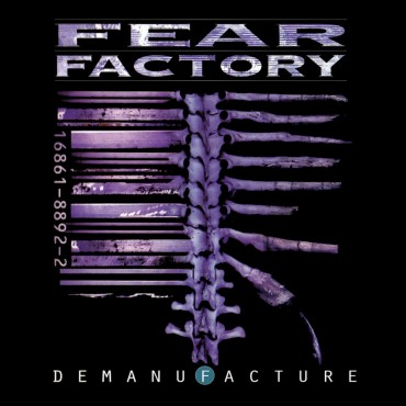 Fear Factory Font