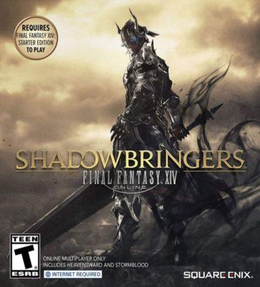 Final Fantasy XIV Font