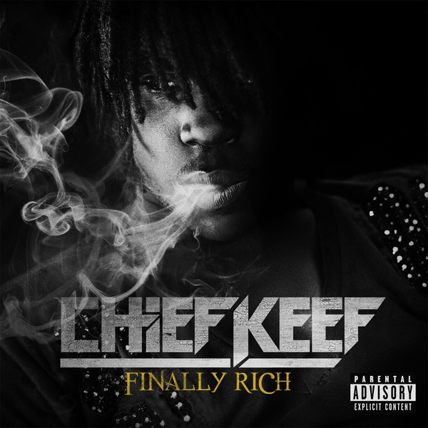 finally rich chief keef font