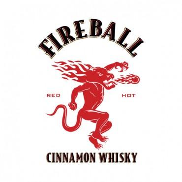 Fireball Whisky Font