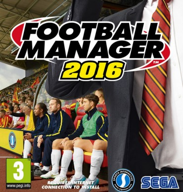 Football Manager 2016 Font