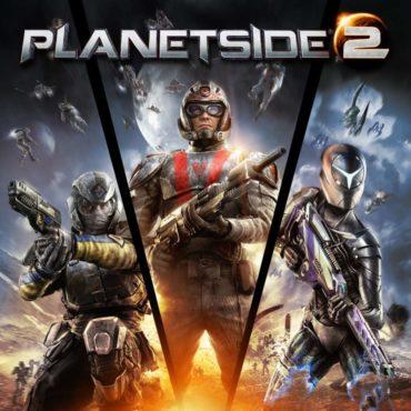 PlanetSide 2 Font