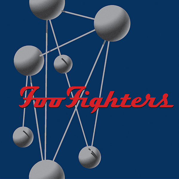 foo fighters album logo