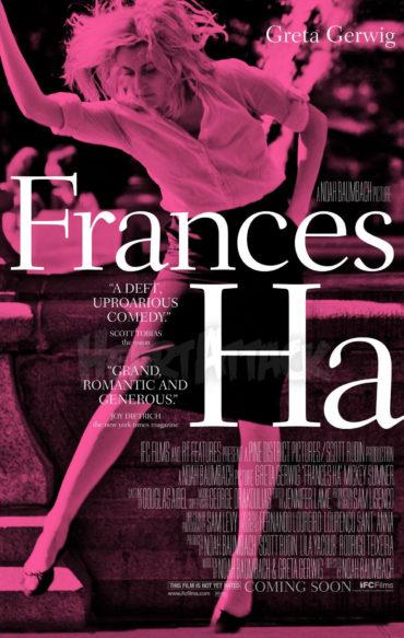 Frances Ha Font
