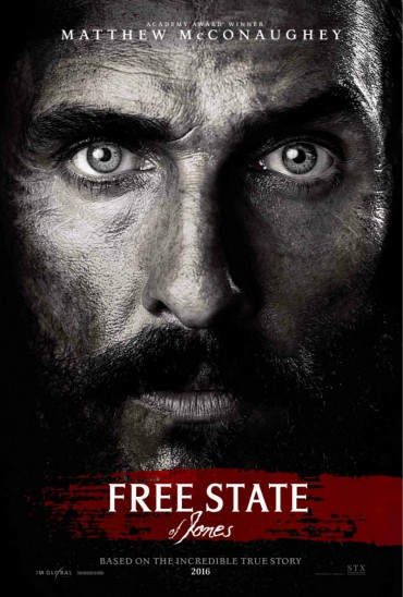 Free State of Jones Font