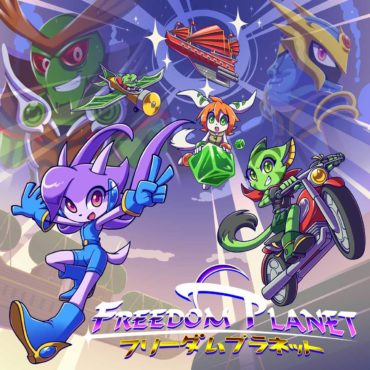Freedom Planet Font