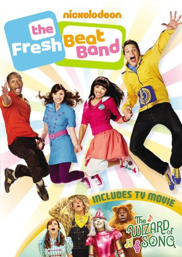 The Fresh Beat Band Font