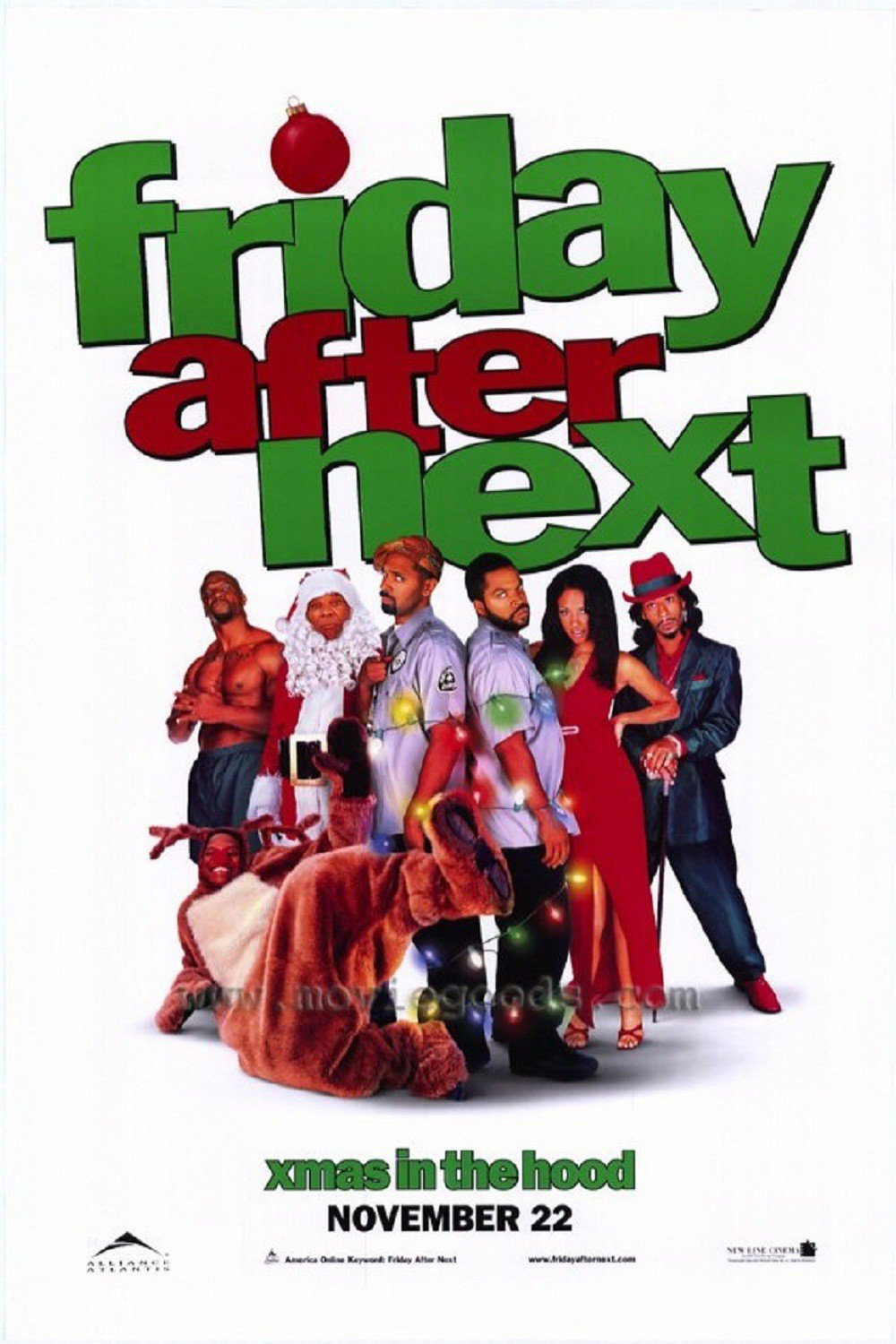 Friday After Next Font