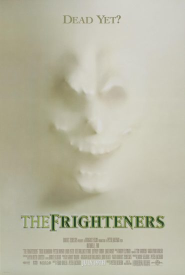 The Frighteners Font