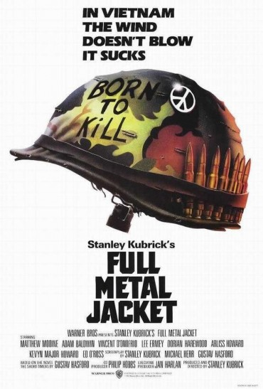 Full Metal Jacket Font