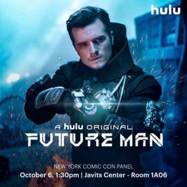 Future Man Font