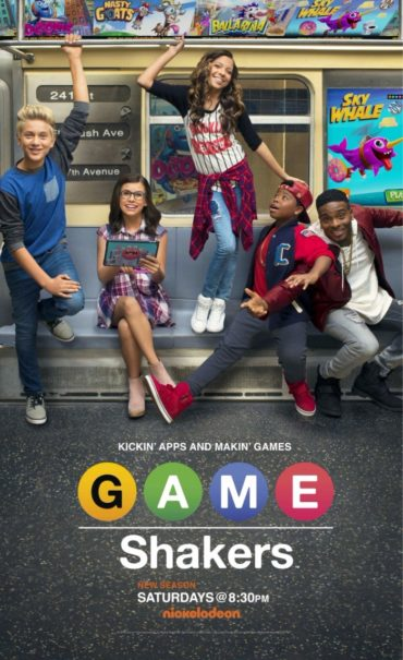 Game Shakers Font