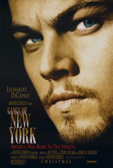 Gangs of New York Font
