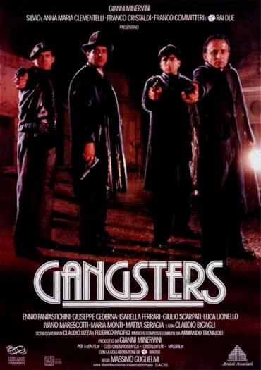 Gangsters (Film) Font