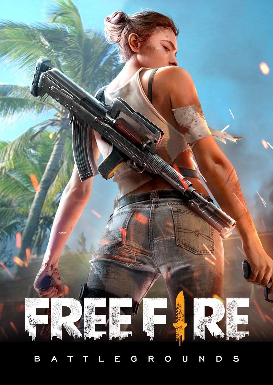 Free Fire Font