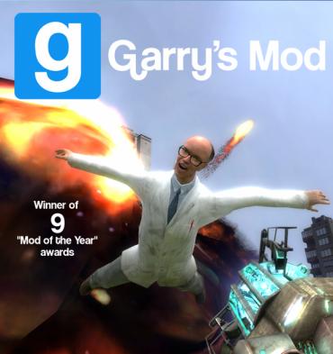 Garry's Mod Font