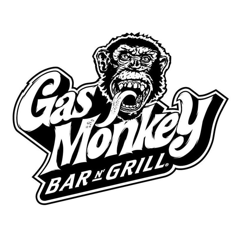gas monkey restaurant font