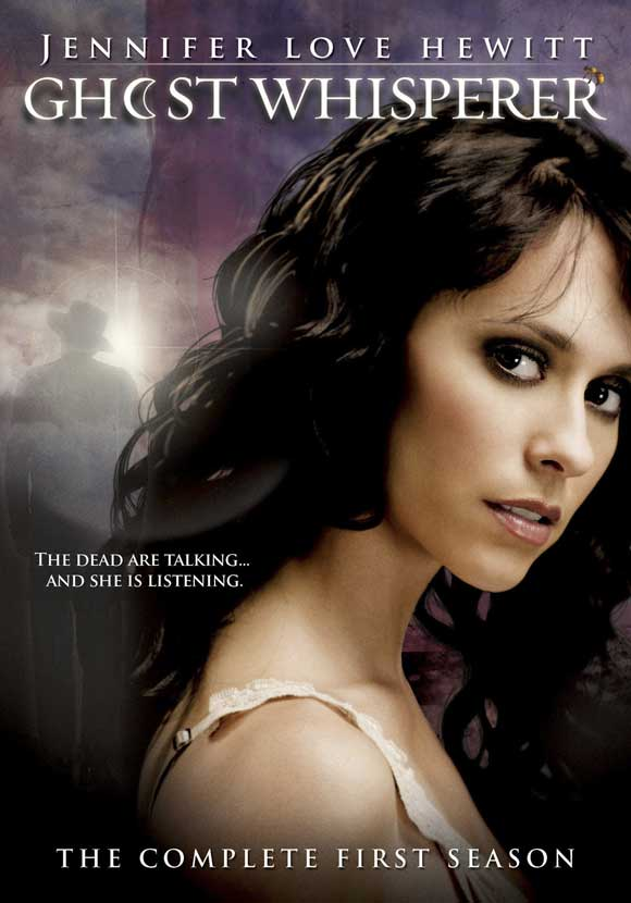 ghost whisperer tv font