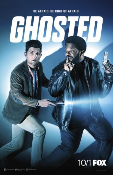 Ghosted (TV series) Font