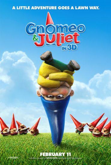 Gnomeo & Juliet Font