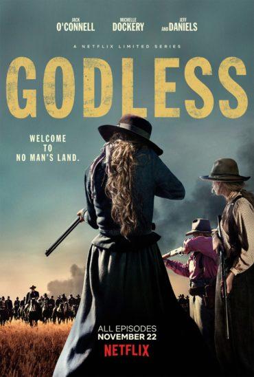 Godless (TV series) Font
