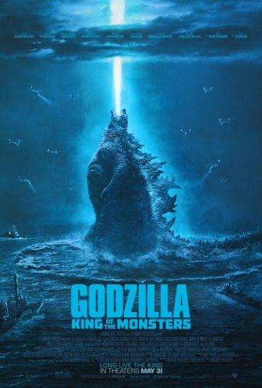Godzilla King of the Monsters Font