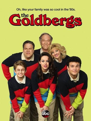 The Goldbergs (TV Show) Font