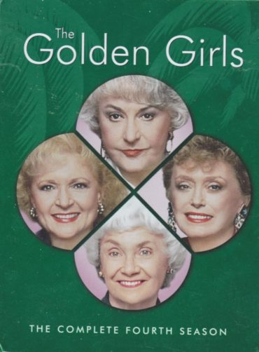 The Golden Girls Font