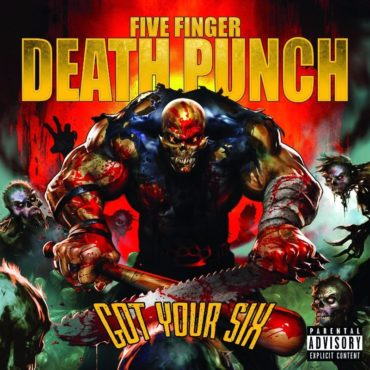 Five Finger Death Punch Font