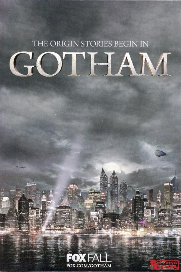 Cars Used In Gotham Tv Series
