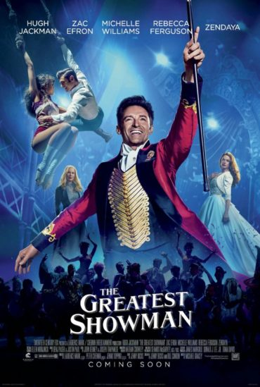 The Greatest Showman Font