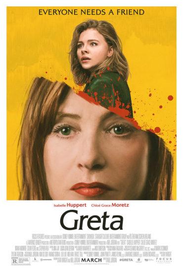 Greta (film) Font