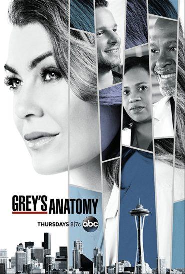 Grey's Anatomy Font