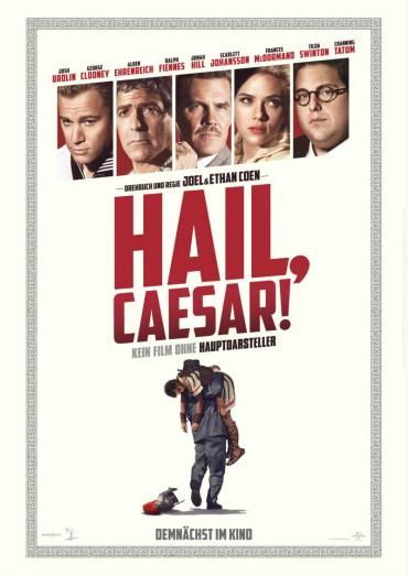 Hail Caesar Font