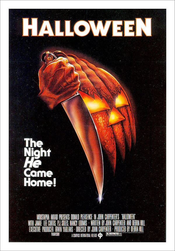 Link to Catalogue record for Halloween dvd