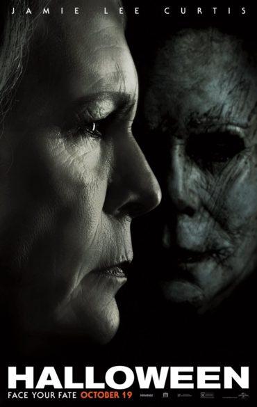 Halloween (2018 film) Font
