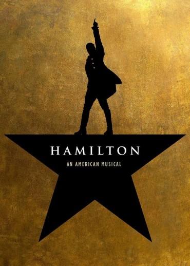 Hamilton (musical) Font
