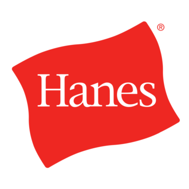 Hanes Logo Font