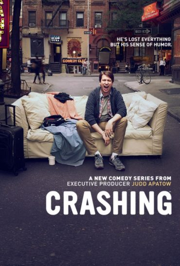 HBO Crashing Font