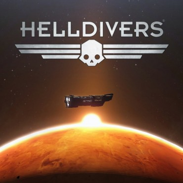 Helldivers Font
